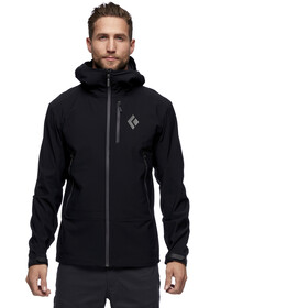 Black Diamond Dawn Patrol Shell Jas Heren, black